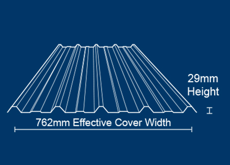 Trimdek® Roof Sheet