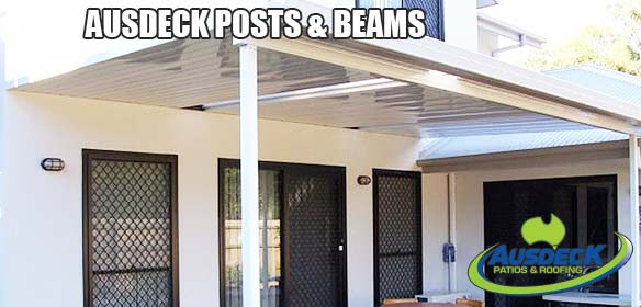 Ausdeck Patio Beams And Post Brisbane And Gold Coast