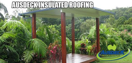 Gold Coast Ausdeck Insulated Roofing Queensland Roofing