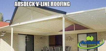 Gold Coast Ausdeck Single Skin Patio Roofing Queensland