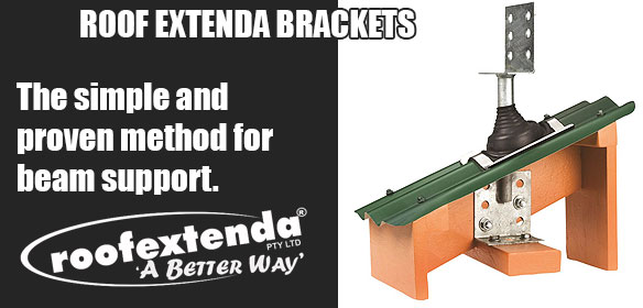 Extenda Brackets Stock Supplier Gold Coast