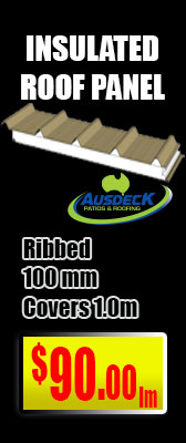 Gold Coast Brisbane And Sunshine Coast Patio Roofing Supplies
