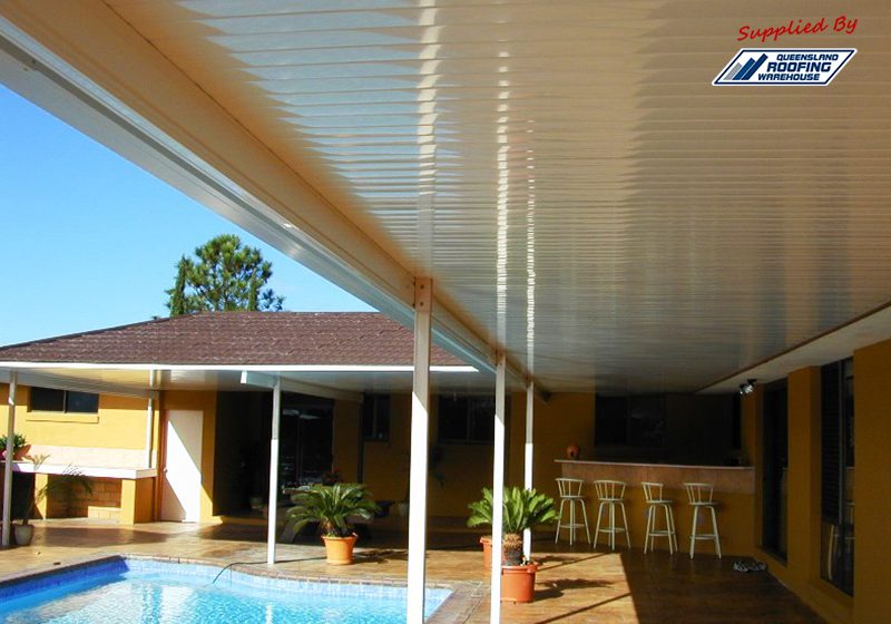 Inexpensive Patios Design With Pool, For Gold Coast Living.