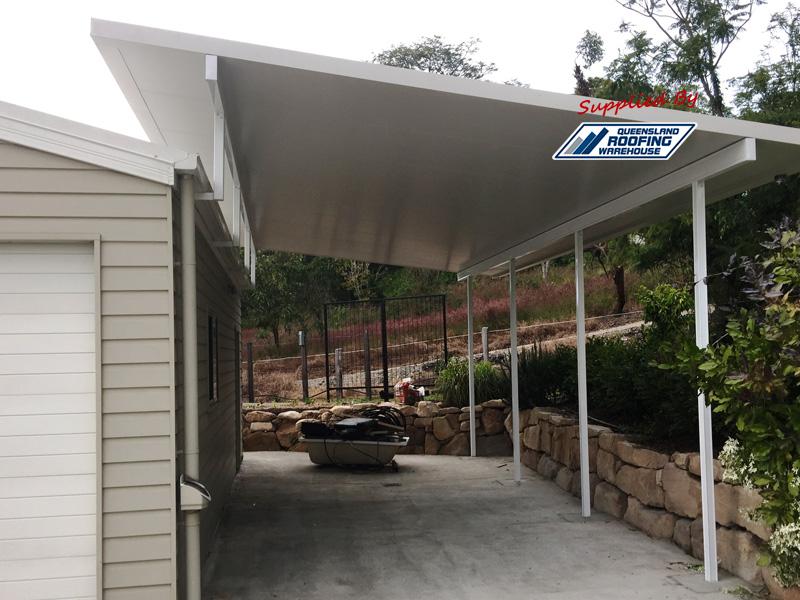 Gold Coast Insulated Carport Designs